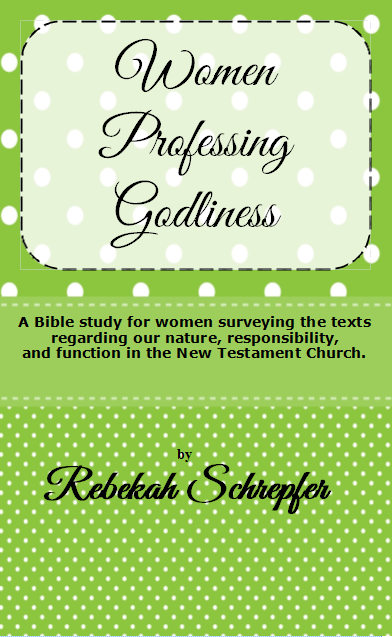 Women Professing Godliness Cover